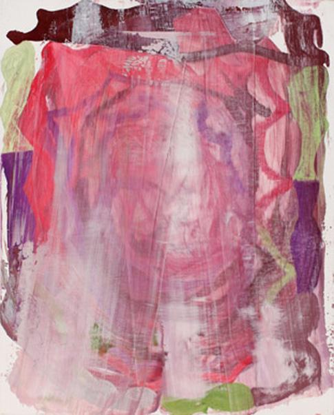 Grenadine Painting - Ingredience, huile sur toile, 52 x 42 cm