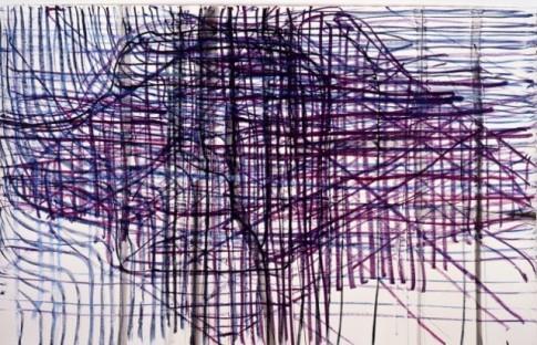 Sans-titre-2002-crayon-craie-encre-de-Chine-et-huile-sur-papier-118-x-180-cm-web-485x312