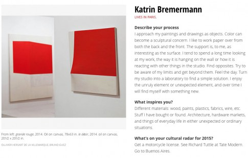 Katrin artist to watch
